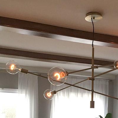 Instalação de Iluminação