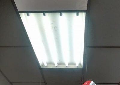 instalação de lampadas de lead eletricista lapa