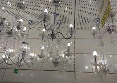 instalação de lustre