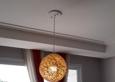 instalador de luminaria pendente